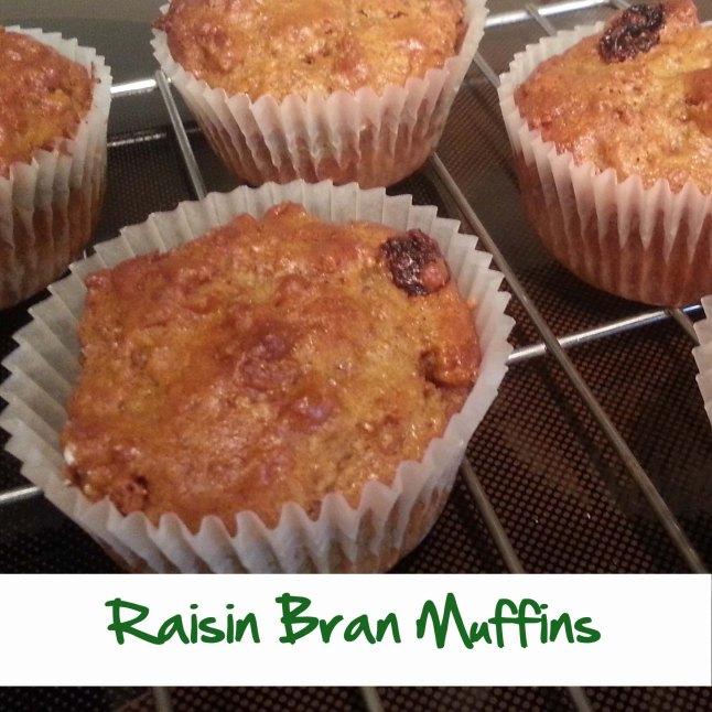 raisin bran muffins final