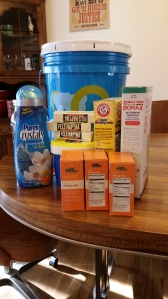 laundry detergent supplies