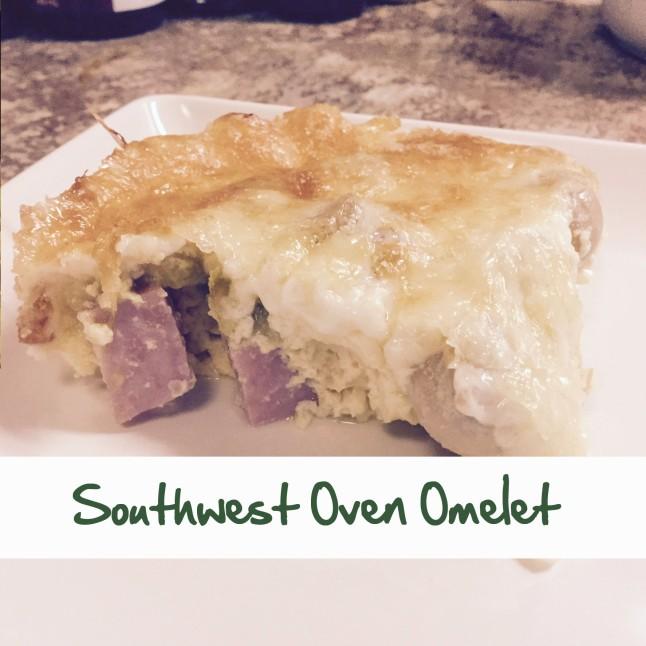 Southwest Oven Omelet