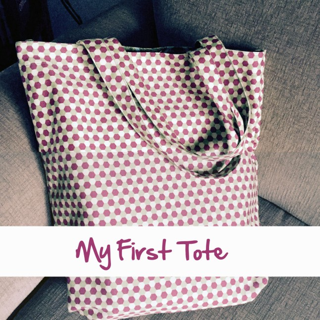 My First Totebag