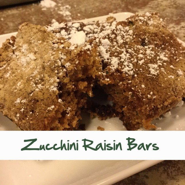 zucchini-raisin-bars
