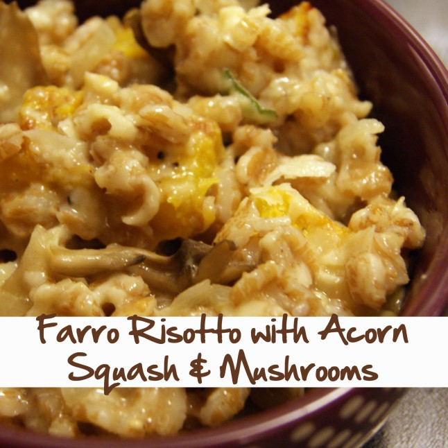farro-risotto-with-acorn-squash-and-mushrooms