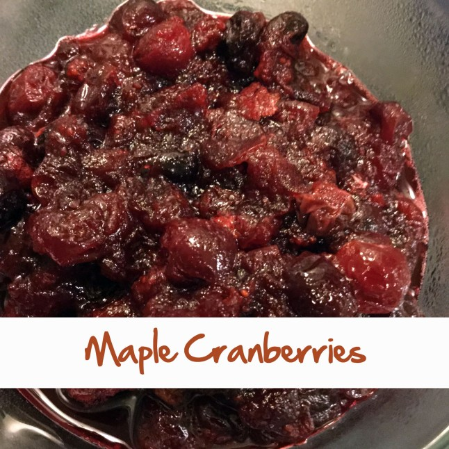 maple-cranberries