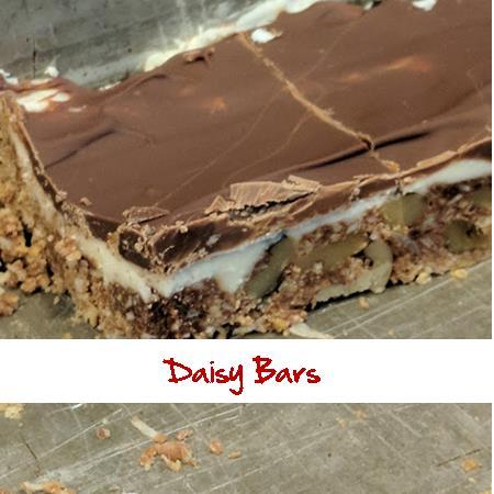 Daisy Bars