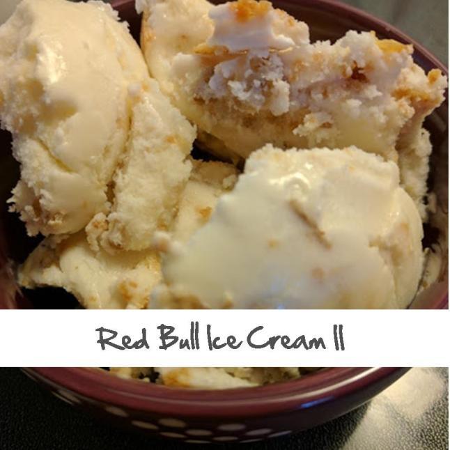 Red Bull Ice Cream II