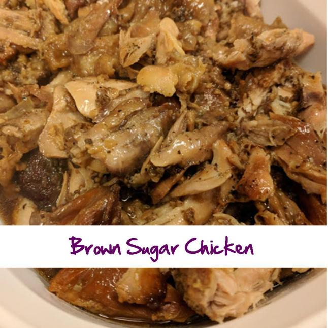Brown Sugar Chicken