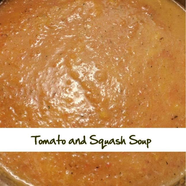 Tomato and Squash Soup